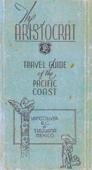 Cover, Pacific Coast 194x Vancouver to Tiajuana